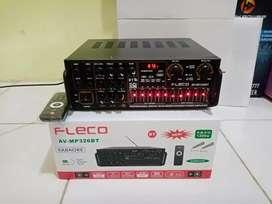 Amplifier audio digital