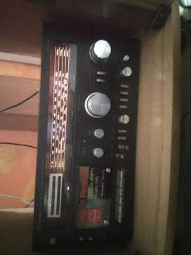 Technis 4 Band Stereo Cassette Receiver SA-370 S
