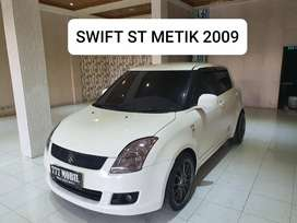 SUZUKI SWIFT ST 2009 METIK BISA TUKAR TAMBAH BISA PROSES KREDIT 777MBL