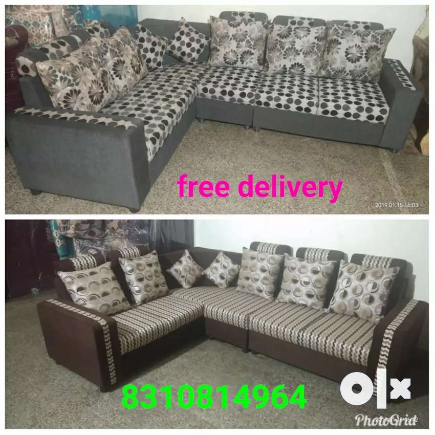 Classic design new Sofa set with warranty 0