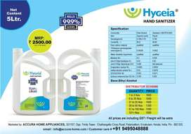 Wanted distributors for Hand sanitizer liquid