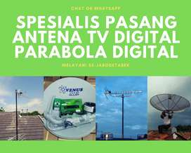 Agen Pasang baru antena tv analog siaran digital Tigaraksa