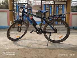 Gang bicycle