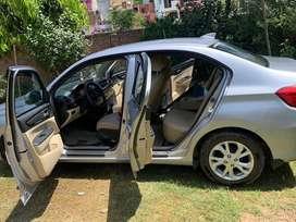 Brand new honda amaze petrol top model