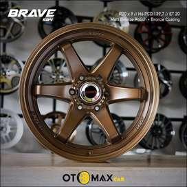 Velg Mobil Brave Ring 20 584 Bronze Coating