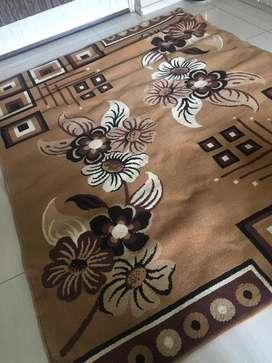 Carpet brown