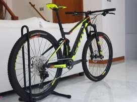 Scott spark 730 Carbon Size S