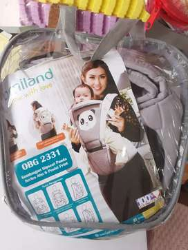Hipseat baby omiland