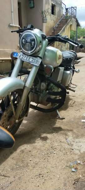Royal Enfield classic 350 selling my bike
