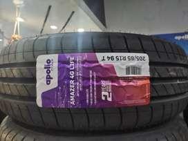 New Apollo tyres for Innova - 205/65/15