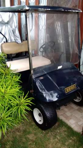 Mobil Golf 2 Seater