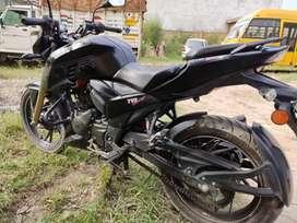 Apache 200 rtr  matt black