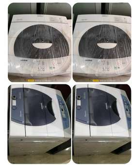 Best used washing machine / 5 yrs warranty fride delivery free