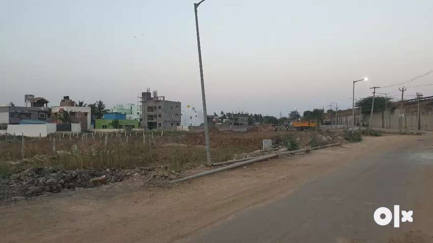 1800 sq ft DTCP approved plot for sale at Padapai,  Chennai west 0
