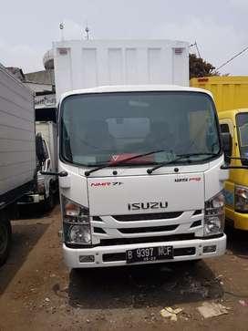 Isuzu nmr 71 long box 2018