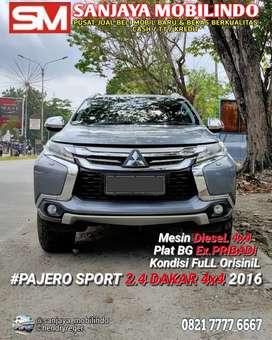 Pajero Sport DAKAR 4x4 A/T 2016 / 2017 #Fortuner #Navara