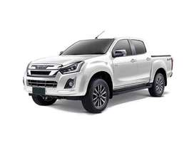 get Isuzu D-Max V-Cross on easy monthly installment
