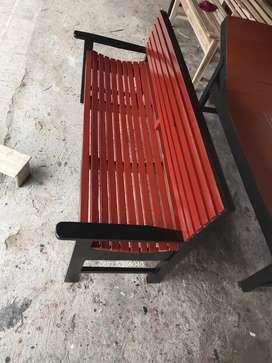 Kursi teras kayu jati
