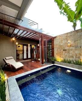 Jual villa Kertosari Banyuwangi full furnish 2,8M Nego!