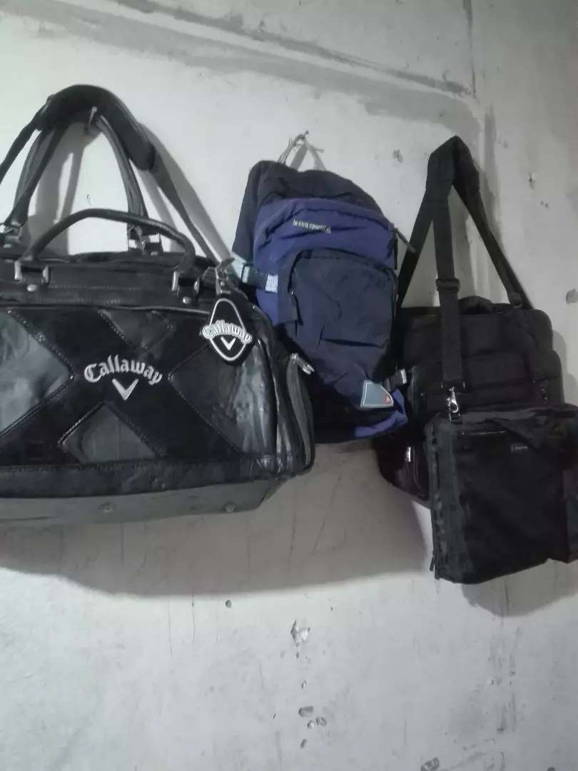 Imported bags
