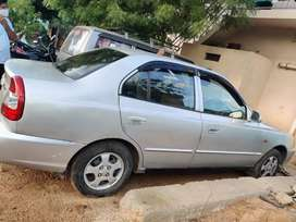 Hyundai Accent 2002 Petrol Good Condition