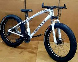 New Bengshi Fat Tyre Cycle With 21 Shimano Gears