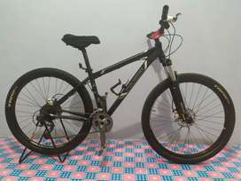 Sepeda Polygon Xtrada 27,5 + Upgrade Banyak Bonusnya