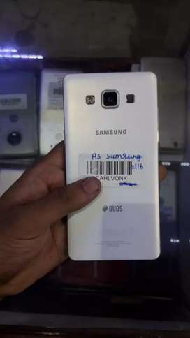 Samsung A5 very good condition with charger and bill