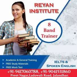 IELTS CLASSES BY 8 BAND TRAINER