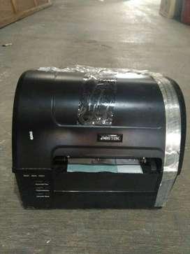 Printer barcode kasir jualan Postek