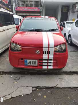 Bank Leased Alto Japnease Manual Transmission Available
