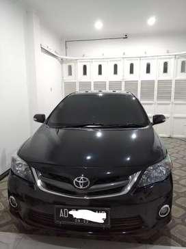 Toyota Altis V 2012 barang istimewa