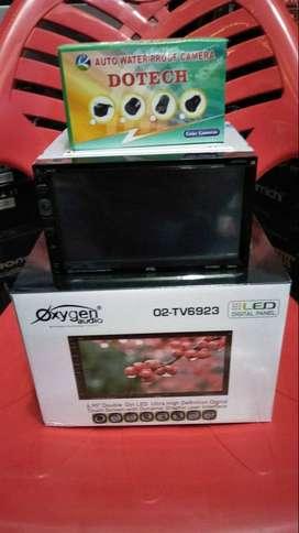 paket bersahabat hedyunit oxygen & camera mundur led