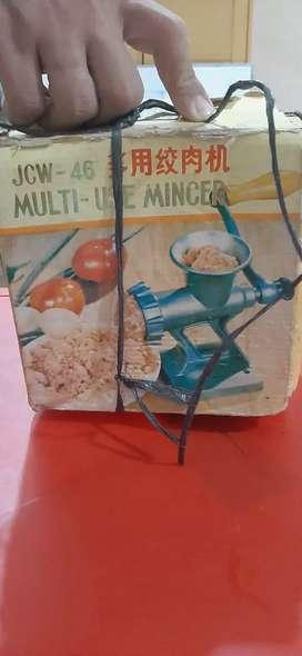 Jual murah!!! Penggiling daging bawang cabe
