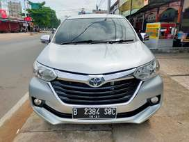 Avanza G th 2016 matic