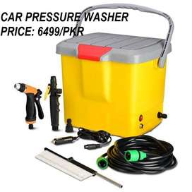 Portable Car Pressure Washer must be strong enough to withstand knocks