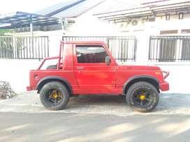 Mobil Jimny 1990 Siap Jalan Jauh Mesin Sehat