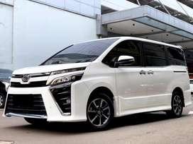 Toyota Voxy 2.0 AT 2018 Service Record, unit ciamik & apik, bergaransi