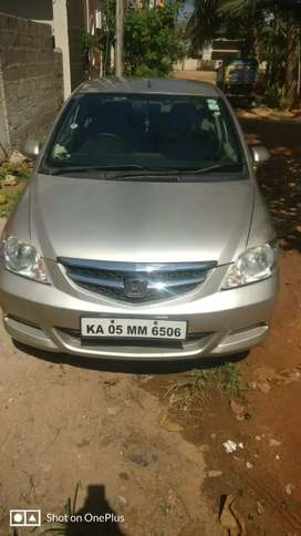 Honda City ZX 2008 Petrol 80000 Km Driven