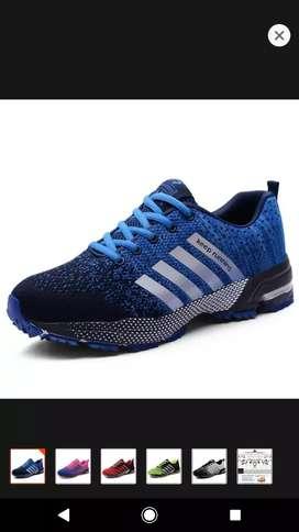 Sepatu fashion runner new