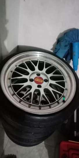 For sale velg BBS R18