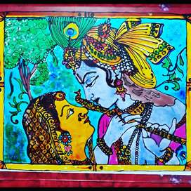 Glass painting available in trivandrum