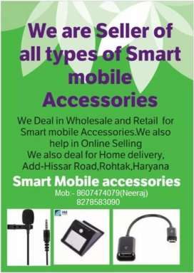 Sales of Mobile Accessories