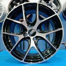 Velg Mobil Honda Brio Rs R15 Lubang 4 Bisa Cash Dan Kredit Free Ongkir