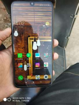 Redmi Note 7 Brand New condition 6 months used