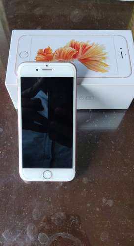 IPhone 6s 64GB memory all accessories complete all documents no proble