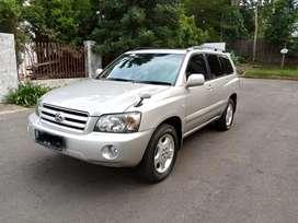 Toyota Kluger 2.4 Tahun 2004 AT Sunroof