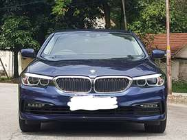 BMW 5 Series 530d M Sport, 2020, Diesel