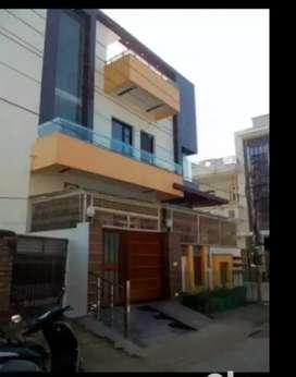 200 Gaj Corner Kothi, Double Story, Semi-Furnished, Prime Location