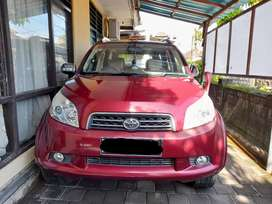 Toyota Rush Th 2008 A/T